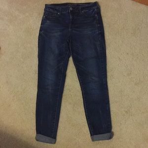 Maurice's high rise jeggings/jeans